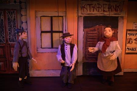 21.º Festival Internacional de Marionetas do Porto