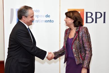 BPI recebe empréstimo para o financiamento de PME em Portugal