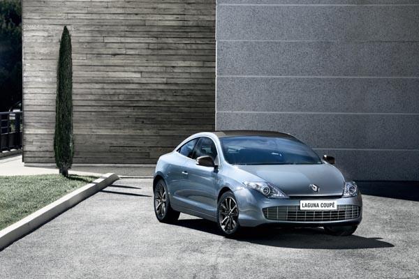 Novo Renault Laguna Coupé