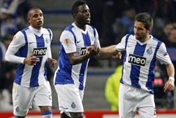 Liga dos Campeões: FC Porto procura colocar um