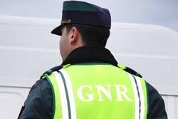 GNR nas estradas em operação europeia