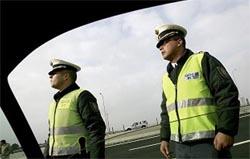 2 mil militares da GNR na estrada até quarta-feira