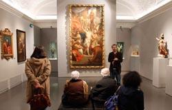 Entradas gratuitas em museus e teatros para desempregados a partir de hoje