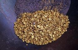 Portugal volta a extrair ouro 20 anos depois