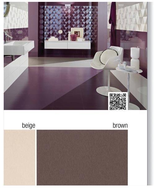 LOVE Tiles com exposição cerâmica interativa