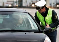 15 condutores detidos por condução sob efeito de álcool