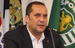 Vice-presidente do Sporting constituído arguido