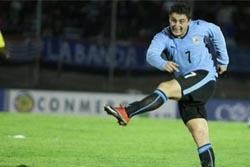 Cristian Rodríguez vai jogar no Atlético de Madrid
