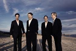 Guimarães 2012 apresenta Emerson String Quartet no dia 19 de maio