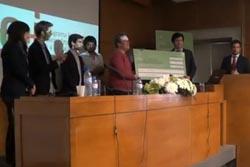Projeto de infografia médica vence Concurso de Empreendedorismo da FAP