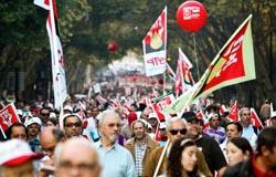 CGTP marca manifestações nacionais para 9 e 16 de junho