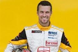 Tiago Monteiro no circuito de Curitiba