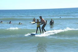 Matosinhos: 50 alunos do 4.º ano com bodyboard no plano curricular