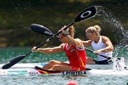 Portugal conquistou duas medalhas nos Europeus de Canoagem