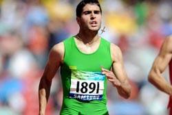 Luís Gonçalves conquistou segunda medalha de ouro para Portugal