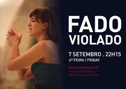 """Fado Violado"" no Museu do Vinho do Porto"