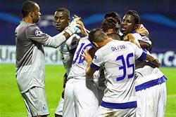 Champions: FC Porto vence em Zagreb por 2-0