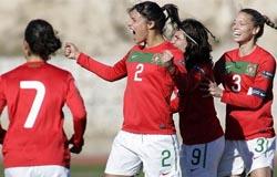 Seleção feminina de futebol disputa torneio em São Paulo
