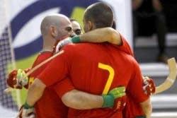 Hóquei em patins: Portugal goleia Inglaterra