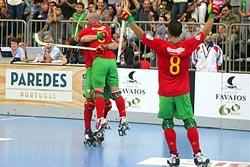 Hóquei em patins: Portugal derrotou Itália