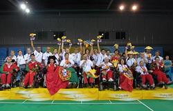 Prata e bronze portugueses nos Paralímpicos