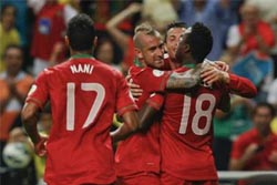 Azerbaijão derrotado pela seleção nacional de futebol