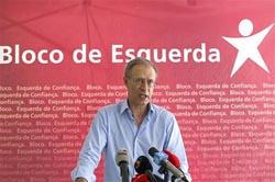 BE e PCP apresentam moções de censura ao Governo