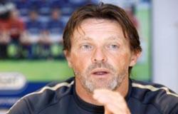 Franky Vercauteren é o novo treinador do Sporting