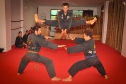 Primeira escola portuguesa de Kuk Sool Won abre no sábado