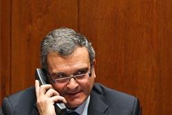 Jornalista acusado de tentar entrar no quarto do ministro nega acusação