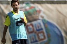 Moutinho diz que ficou no FC Porto por opção