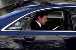 Primeiro-ministro vaiado à chegada ao Porto