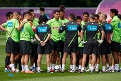 Seleção concentra-se para estágio de preparação