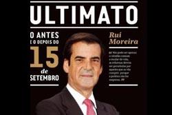 Rui Moreira lança livro sobre rumos para sair da crise