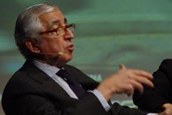 Artur Santos Silva diz que Portugal tem mais investigadores que a média europeia