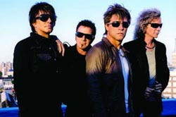 Bon Jovi atuam em Portugal em junho de 2013