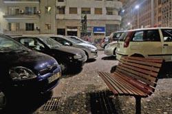 PSP combate estacionamento ilegal da noite portuense