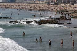 Marinha aplicou 301 contraordenações nas praias portuguesas