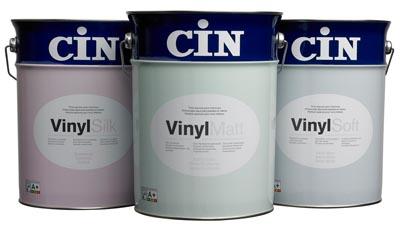 Vinylmatt da CIN
