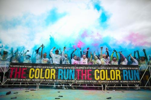 Color Run Matosinhos