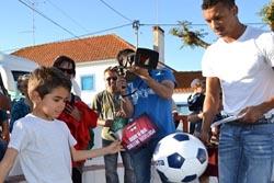 """Nani lidera campanha """"Portugal vai a Jogo"""""""