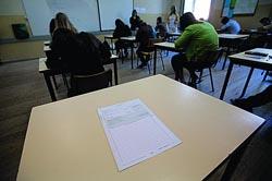 Alunos do 9.º ano vão começar este ano a realizar provas de Inglês