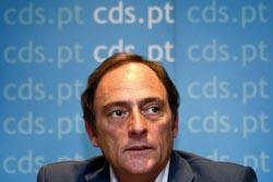 Conselho Nacional do CDS reúne hoje no Porto