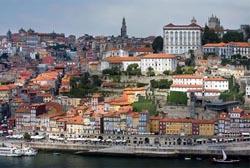Porto no top três em competitividade