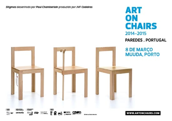Art on Chairs 2012 no MUUDA