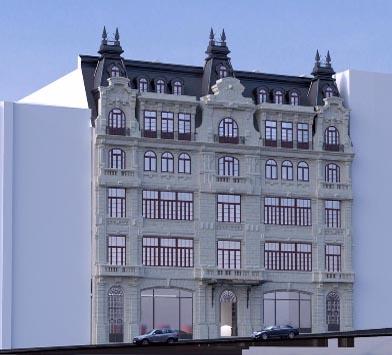 Mário Ferreira investe 20 ME no Monumental Palace Hotel
