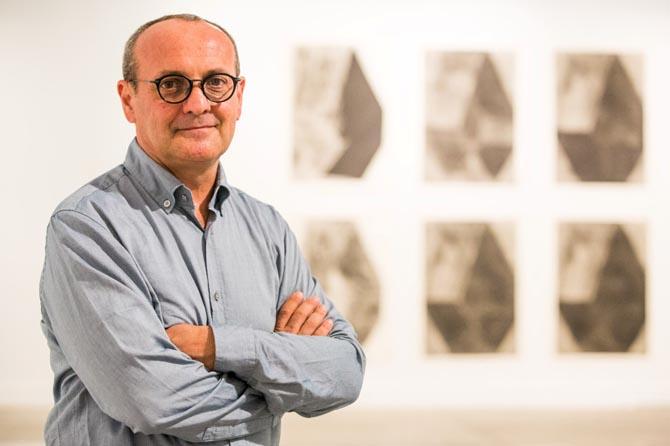 José Pedro Croft vai representar Portugal na Bienal de Veneza 2017