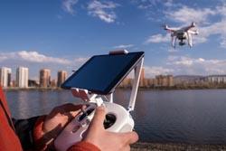 Nova solução para drones permite reforçar comunicações em cenários de emergência