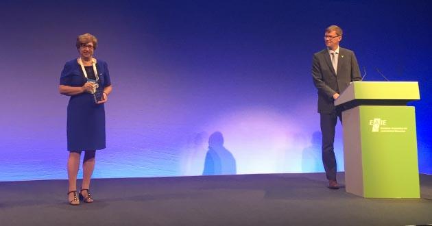 Estratégia de internacionalização da U.Porto premiada pela EAIE