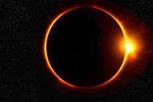 Esta quinta-feira há um eclipse do Sol